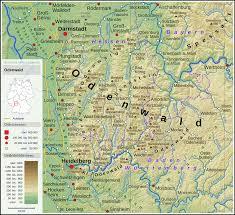 B47 Bus Route Map Odenwald U2013 Reiseführer Auf Wikivoyage