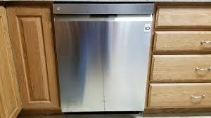 Stainless Steel Lg Dishwasher Lg Dishwasher Model Ldp6797st Review Youtube