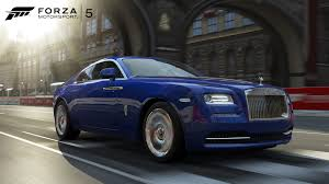 rolls royce racing forza motorsport 5 infiniti car pack u2014 six new cars available