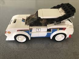peugeot lego lego ideas peugeot 205 turbo 16 lego speed champions
