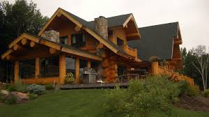 Prefab Cottages Ontario by Handcrafted Log Homes Ontario Prefab Log Homes Log Home Plans
