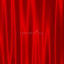 Velvet Curtains Theatre Stage With Red Velvet Curtains Artistic Abstract Wave