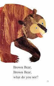 brown bear brown bear reader bill