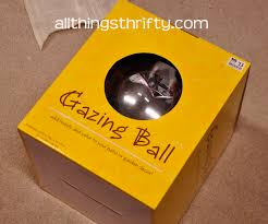 Cheap Gazing Balls Summer Clearance Items Ideas All Things Thrifty