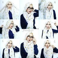 tutorial hijab pashmina untuk anak sekolah 21 gambar terbaru tutorial hijab pesta kain satin 2017 tutorial