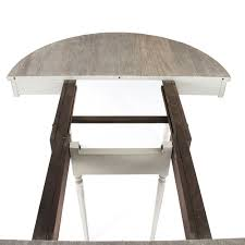 french shabby chic extendable table dining table