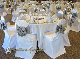 silver chair sashes chicago chair ties sashes for rental in mist silver in the lamour