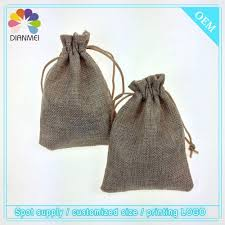 new sale jute packing bags coffee mugs pouches linen gift bags