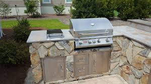 Bull Bbq Outdoor Kitchen Outdoor Kitchen St James Plantation Southport Nc Outdoor