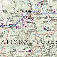atlas road map arizona delorme atlas road maps topography and more