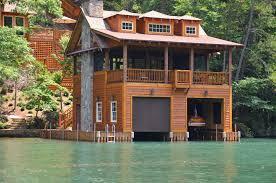 lake rabun boat houses 178 lake rabun and lake burton georgia