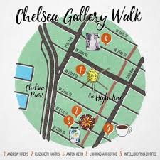 Chelsea Gallery Map Islands Of The Mind Volume 1 Marisha Pessl