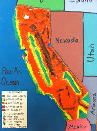 california map project mrs dufort s 3rd grade class social studies science
