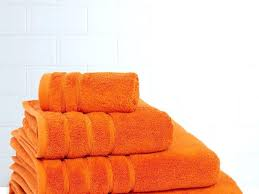 home design brand towels orange and turquoise bath towels home design ideas orange bath