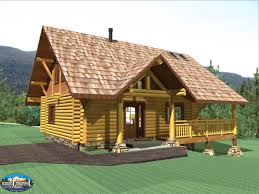 tiny log cabin kits affordable to build small trends with pine