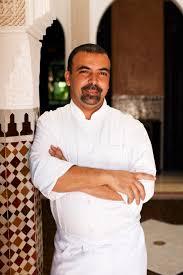 chef cuisine maroc chef rachid agouray restaurant la mamounia marrakech maroc