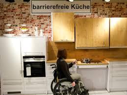 barrierefreie küche dauerausstellung ihre barrierefreie küche bei möbel könig
