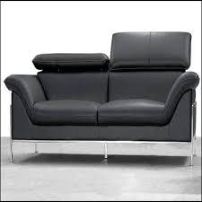 canapé en cuir 3 places canapé cuir 3 places design maison