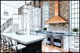 interior design kitchen sketches taneatua gallery kitchen interior concept design 2 drawing 2nd interior concept design from shaun schmitt