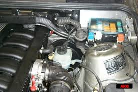 us m50 motor into e30 chassis vacuum hose connection and wire