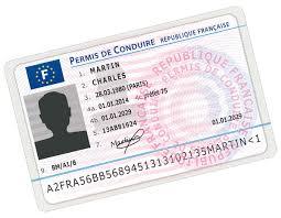 bureau permis de conduire nouveau format renouvellement coût le point sur le permis de