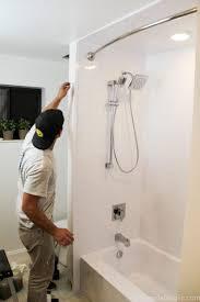 17 beste ideer om bath fitters p pinterest ideer til badet sm bathroom shower tub refresh by bath fitters remodelaholic 42 of 47