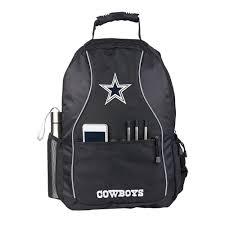 dallas cowboys nfl phenom backpack black cowboys dallas and