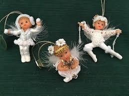 adorable ashton day heirloom ornaments set of