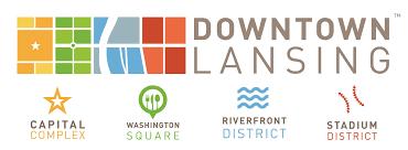 lansing mi official website downtown lansing new branding