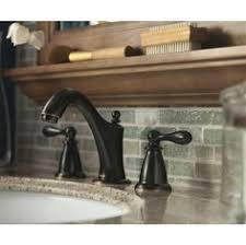 Moen Castleby Bathroom Faucet by Moen Weymouth Oil Rubbed Bronze 1 Handle Handle S Included Shower