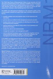 nrm1 cost management handbook amazon co uk david p benge