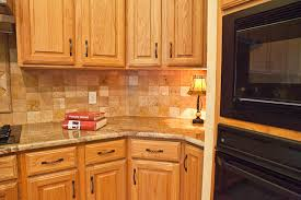 quartz countertops with oak cabinets crema bordeaux granite kitchen in austin texas