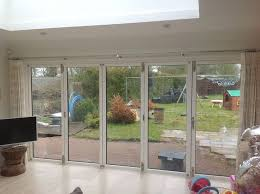 14 best bifold door window treatments images on pinterest