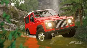 new land rover defender coming by 2015 forza horizon 3 cars