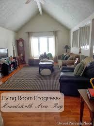 living room update u2013a new area rug u2022 sweet parrish place