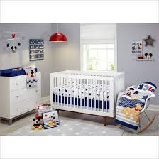 Flannel Crib Bedding Bedding Cribs Flannel Aquatic Neutral Polka Dots Disney