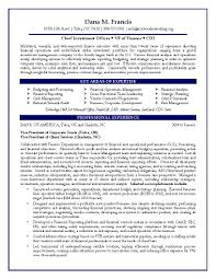 cover letter resume examples for finance objective examples for