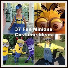 Minion Halloween Costumes Kids 37 Diy Minion Costume Ideas Halloween