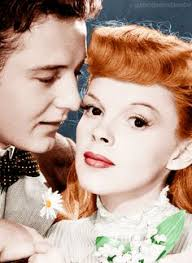 judy garland and tom drake in meet me in st louis 1944 old