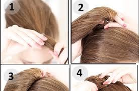 hair nets for buns back bun bouffant hair tutorial femface net