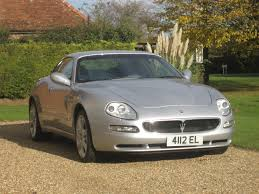used maserati granturismo for sale used 2003 maserati 4200 v8 gt for sale in suffolk pistonheads