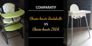 siege de table bébé chaise haute bébé badabulle vs chaise haute ikea vs siège de table
