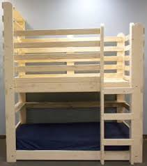Bunk Bed For Adults Bunk Beds For Youth Teen College And Adults Made In Usa