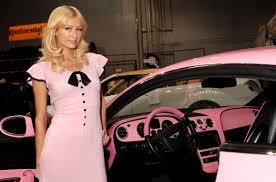 bentley pink diamonds do you know paris hilton owns 285 000 dollars bentley gt
