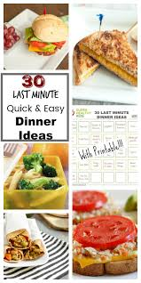 soup kitchen meal ideas 30 and easy last minute dinner ideas healthy ideas for