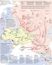 Odessa Florida Map On The Edge Of War The Latest Russian And Ukraine Troop Movements