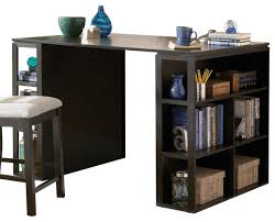 bradford desk black transitional desks and hutches by steve