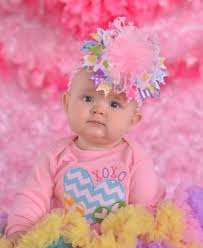 baby bows baby the top feather hair bows for infants toddlers