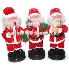 best selling electric santa claus high end singing