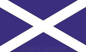flag of scotland st andrew s cross